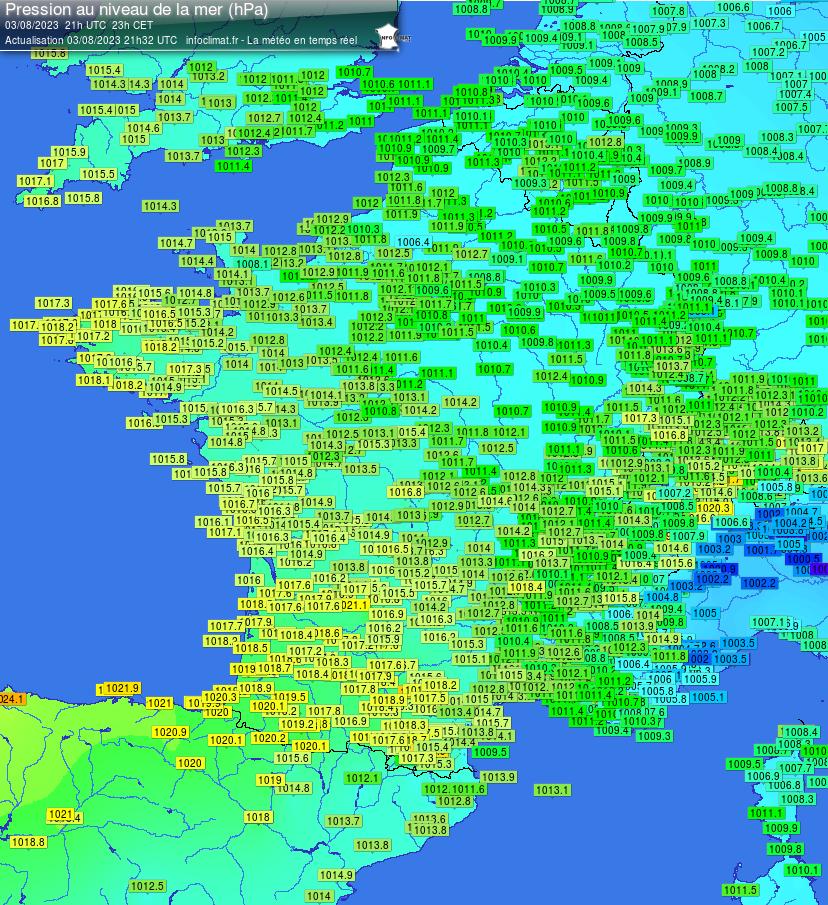 Pression France